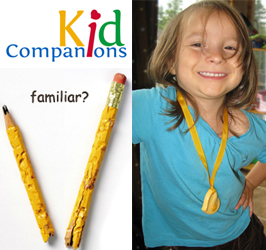 KidCompanions Chewelry is a line of chewable pendants