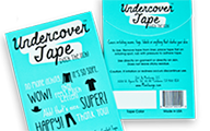 Undercover Tape – Ditch The Itch