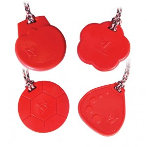 The Canadian company, SentioLife Solutions, Ltd. that designed the original (2007) KidCompanions Chewelry lauched in November of 2013 their Tougher-than-Silicone SentioCHEWS chew necklaces.
