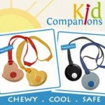 KidCompanions Chewelry by SentioLife Solutions, Ltd, made in Canada and sold to the world.